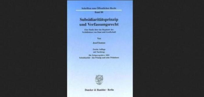 Wohlfahrtspflege, Subsidiaritätsprinzip, Migrantenselbstorganisationen, Initiativen, Wohlfahrtsverbände