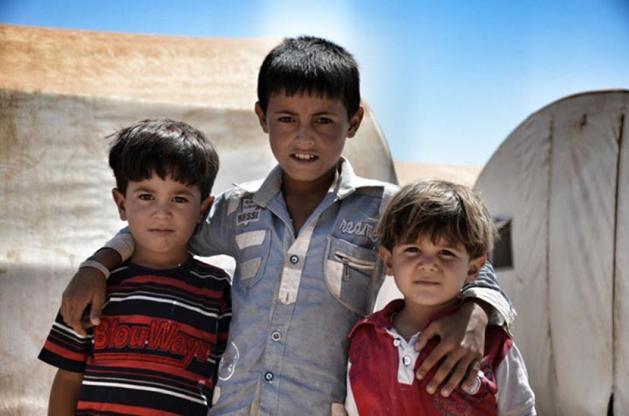 Asylbewerber, Flüchtlinge, Syrien, Syrienkonflikt, Hellersdorf, Fluchtmigration