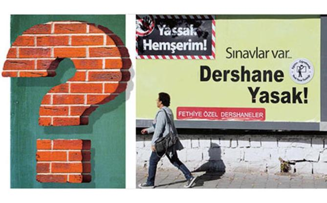Dershane, Dershane-Debatte, Hizmet-Bewegung, AKP, Recep Tayyip Erdoğan, Erdoğan, Türkei, Korruptionsfälle, Korruptionsskandal, Justizskandal, Verschwörungstheorien, Verschwörung, Fethullah Gülen, Hizmet
