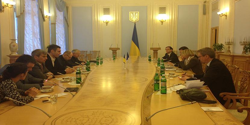 Ukraine, Ukrainische Regierung, Wiktor Janukowytsch, Wladimir Klitschko, EU, Oppsition, Assoziierungsabkommen
