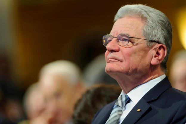 Gauck, Erdogan, Türkei, Premier, Bundespräsident