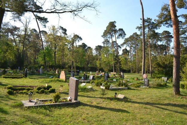 Bestattungskultur, Muslimische Grabfelder, Initiative Kabir, Tod, Beerdigung, Bestattung