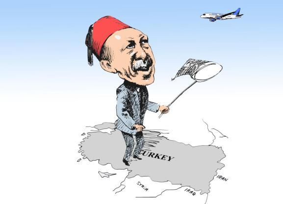 Erdoğan, Kommunalwahlen 2014, Türkei, AKP, CHP, MHP