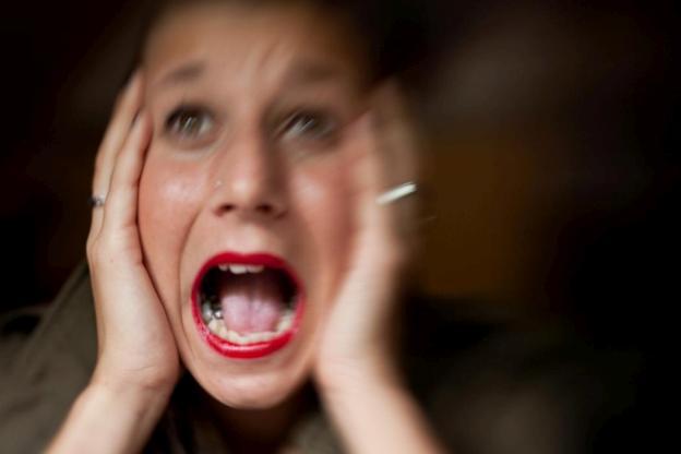 Angst, Angsstörung, Panikattacken, Leistungsdruck, Phobie