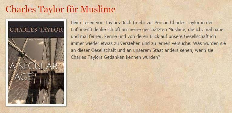 Gott, Muslime, Tradition, Christen, Taylor