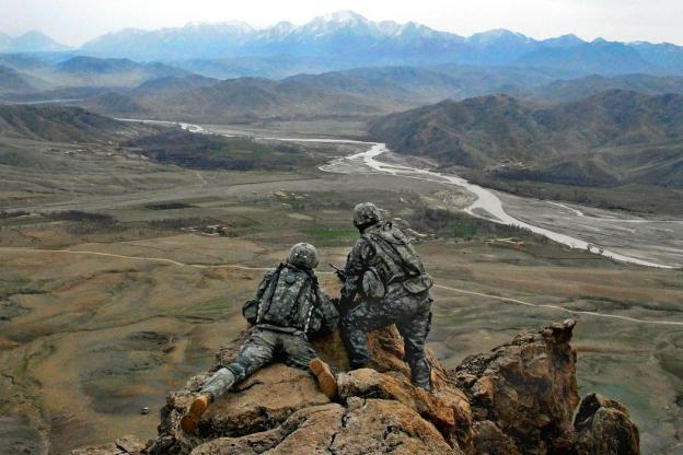 Afghanistan, Taliban, Machtwechsel, Demokratie, Schutztruppen