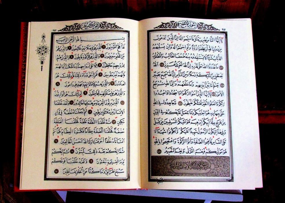 Koran, Krieg, Frieden, Abrogation, Sharia