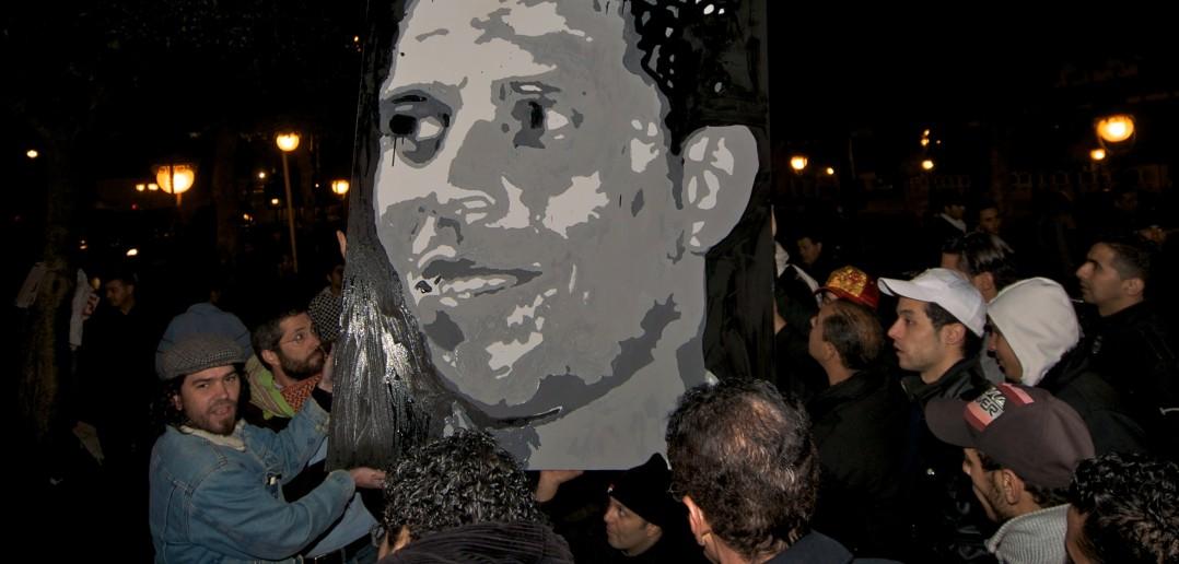 Arabische Revolution, Naher Osten, Arabischer Frühling, Bouazizi, Selbstmord, Tunesien