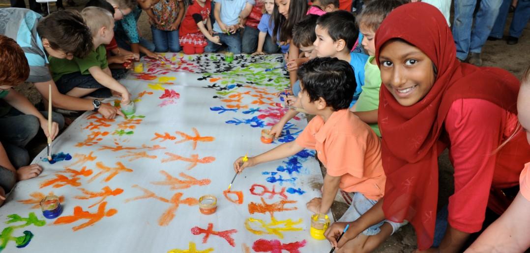 Mehrsprachigkeit, Integration, Sprache, Multi-Kulti