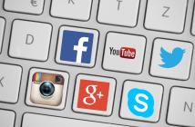 Die sozialen Medien, Soziale Netzwerke, Social Media, Unternehmer