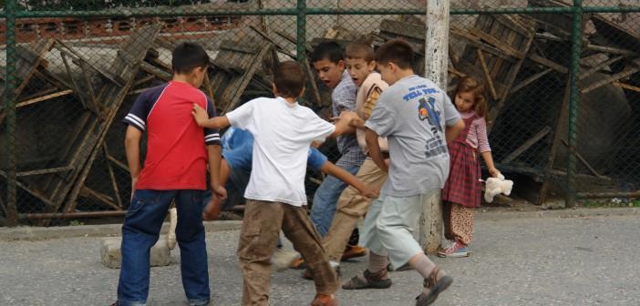 Frueher, alte Zeiten, Integration, Gastarbeiter-Kinder