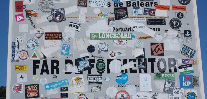 Sticker, Aufkleber, Klebebilder, Meinungsäußerung, Kunst