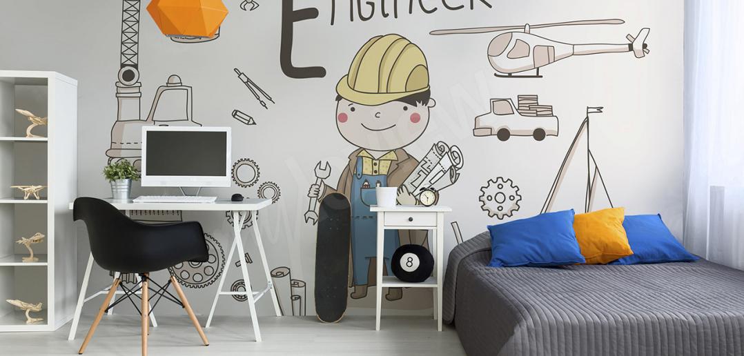 Fototapeten - Nun kommen Kinderzimmer auf Tapete! Ideen für ...