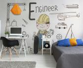 Fototapeten – Nun kommen Kinderzimmer auf Tapete! Ideen für originelle Tapeten